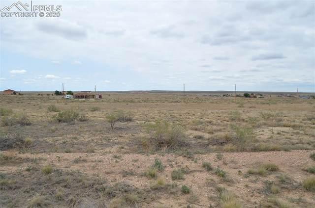 697 E Cholla Drive, Pueblo West, CO 81007 (#3866439) :: The Treasure Davis Team