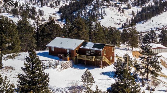402 Brittany Drive, Florissant, CO 80816 (#3866544) :: The Peak Properties Group