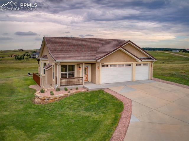 16515 Papago Way, Colorado Springs, CO 80908 (#3867089) :: Action Team Realty
