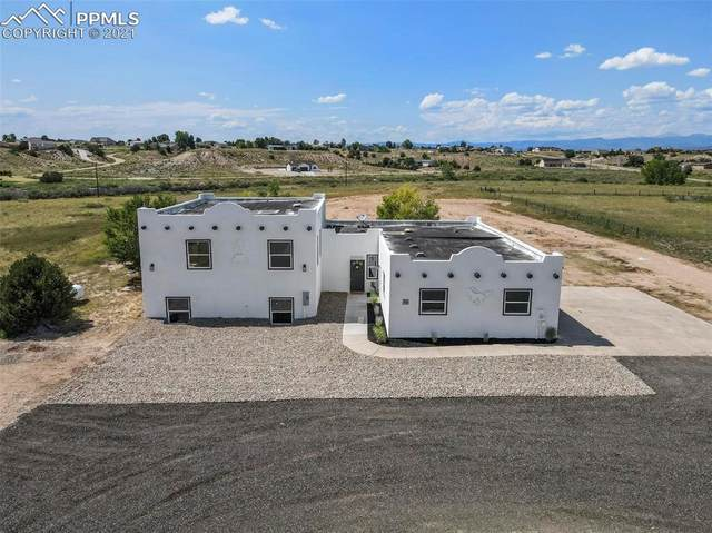 461 S Siesta Drive, Pueblo West, CO 81007 (#3867294) :: Springs Home Team @ Keller Williams Partners
