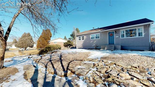 2925 Marion Drive, Colorado Springs, CO 80909 (#3869491) :: The Dixon Group