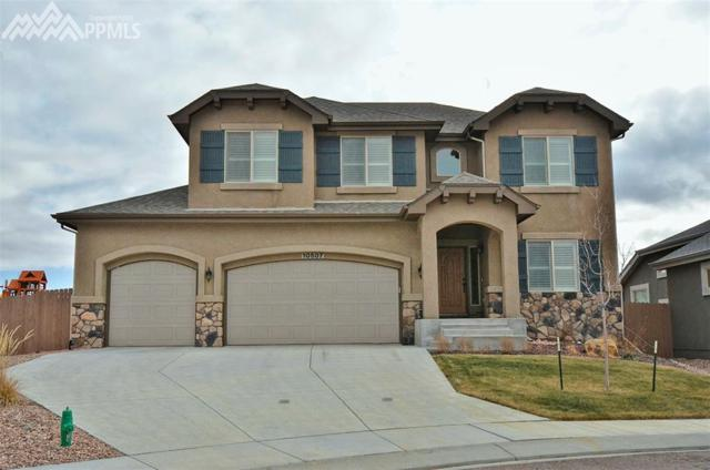 10507 Old Stable Court, Colorado Springs, CO 80908 (#3869605) :: The Treasure Davis Team