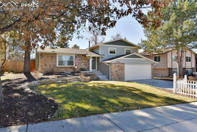 2665 Roundtop Drive, Colorado Springs, CO 80918 (#3876068) :: The Hunstiger Team