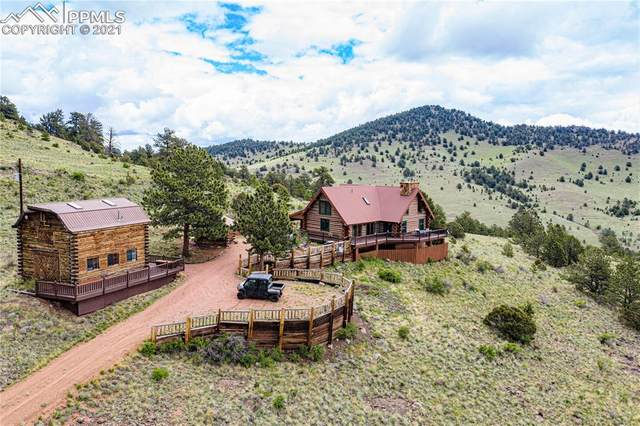 240 Lakeview Trail, Guffey, CO 80820 (#3879746) :: Dream Big Home Team | Keller Williams