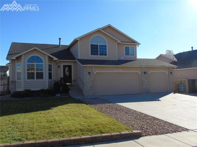 16955 Park Trail Drive, Monument, CO 80132 (#3885645) :: 8z Real Estate