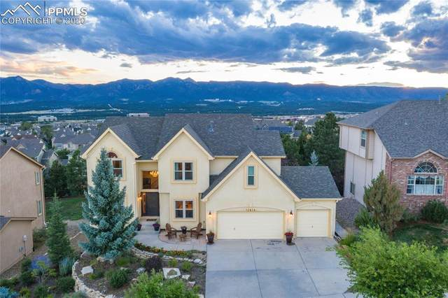 12614 Berrywood Drive, Colorado Springs, CO 80921 (#3885714) :: The Daniels Team