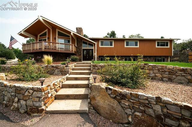 4463 S Whispering Circle, Colorado Springs, CO 80917 (#3886073) :: CC Signature Group