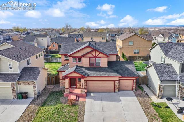 6751 Pinedrops Court, Fountain, CO 80817 (#3887545) :: The Hunstiger Team