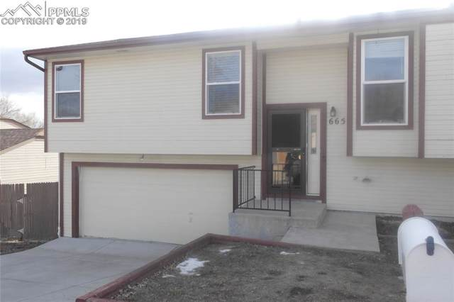 665 Prestonwood Drive, Colorado Springs, CO 80907 (#3889078) :: Tommy Daly Home Team