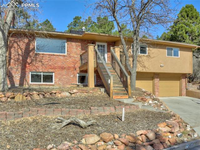 7050 Buckhorn Circle, Colorado Springs, CO 80919 (#3889368) :: The Kibler Group