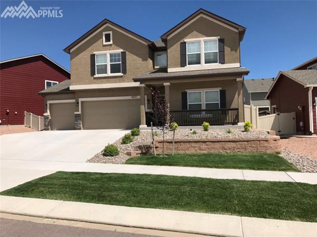 8671 Dry Needle Place, Colorado Springs, CO 80908 (#3893194) :: 8z Real Estate