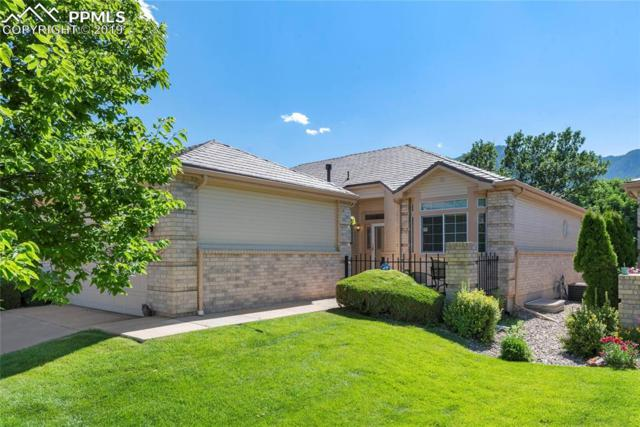 4446 Spiceglen Drive, Colorado Springs, CO 80906 (#3893710) :: The Hunstiger Team