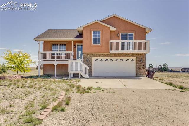 1670 N Huron Drive, Pueblo West, CO 81007 (#3896518) :: 8z Real Estate