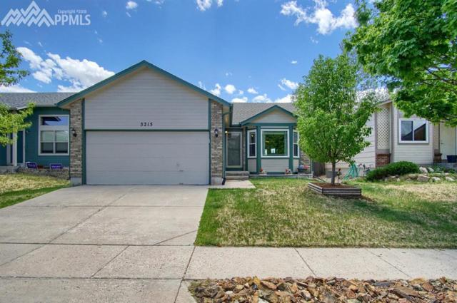 5215 Hawk Springs Drive, Colorado Springs, CO 80923 (#3897337) :: Jason Daniels & Associates at RE/MAX Millennium