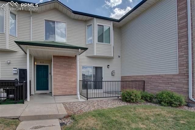 2095 Legacy Ridge View #111, Colorado Springs, CO 80910 (#3897579) :: The Daniels Team