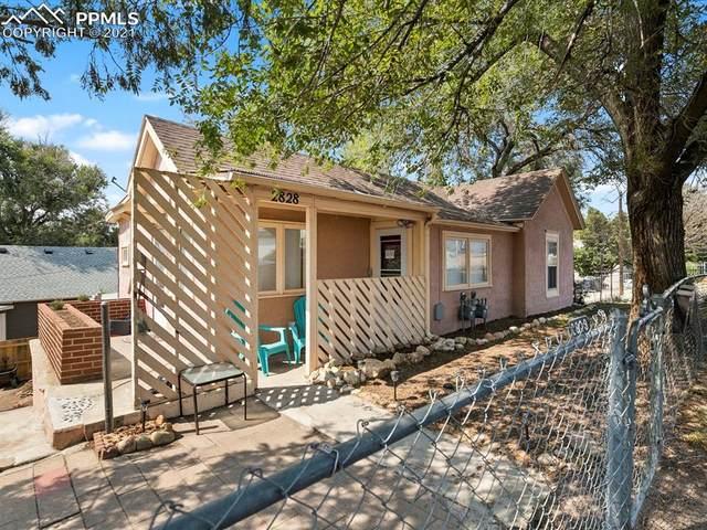 2828 N Cascade Avenue, Colorado Springs, CO 80907 (#3899589) :: Tommy Daly Home Team