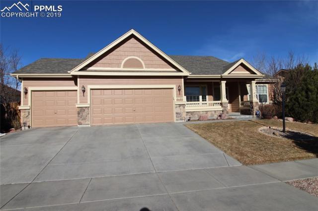 5790 Whiskey River Drive, Colorado Springs, CO 80923 (#3900044) :: Compass Colorado Realty