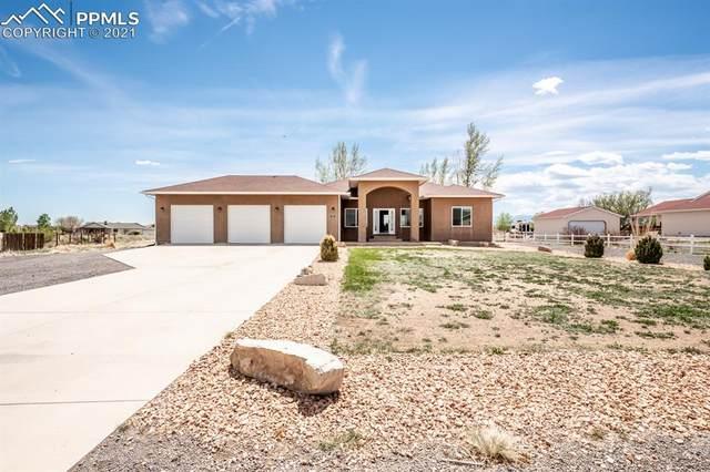 984 W Camino Pablo Drive, Pueblo West, CO 81007 (#3900745) :: The Dixon Group