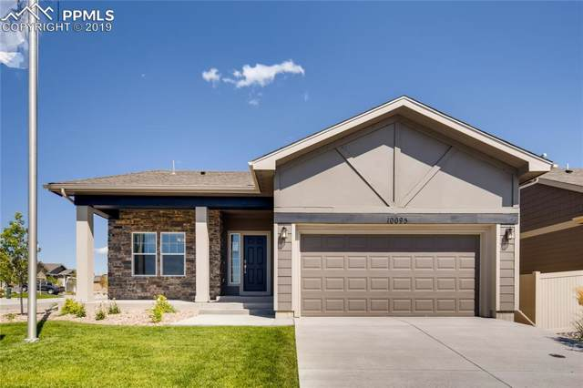 10095 Mt. Princeton Drive, Peyton, CO 80831 (#3900927) :: The Treasure Davis Team