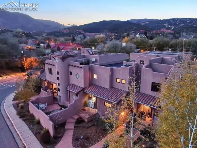 27 Crystal Park Road, Manitou Springs, CO 80829 (#3901656) :: Colorado Home Finder Realty