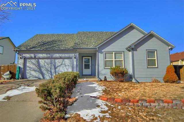 204 Liberty Court, Elizabeth, CO 80107 (#3902992) :: The Scott Futa Home Team