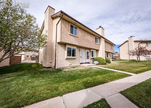3169 Starlight Circle, Colorado Springs, CO 80916 (#3903322) :: The Treasure Davis Team