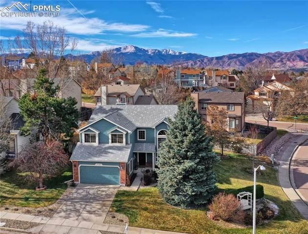 7407 Montarbor Drive, Colorado Springs, CO 80918 (#3905577) :: The Treasure Davis Team