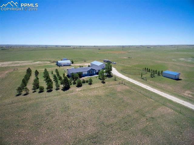 875 High Prairie Point, Calhan, CO 80808 (#3907489) :: 8z Real Estate