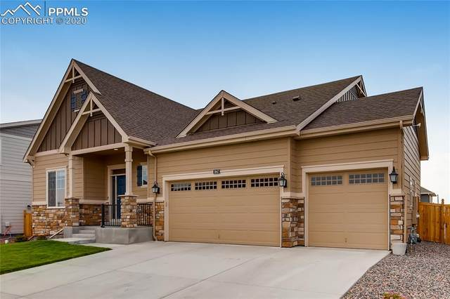 1947 Pinion Wing Circle, Castle Rock, CO 80108 (#3908660) :: Action Team Realty