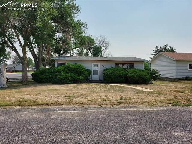 790 J Avenue, Limon, CO 80828 (#3909262) :: Simental Homes | The Cutting Edge, Realtors