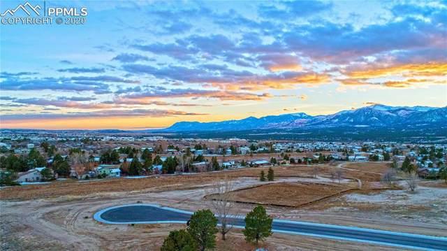 390 Silver Rock Place, Colorado Springs, CO 80921 (#3910667) :: The Kibler Group