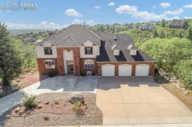 4445 Star Ranch Road, Colorado Springs, CO 80906 (#3911380) :: The Treasure Davis Team
