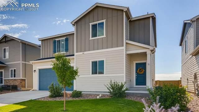 7245 Boreal Drive, Colorado Springs, CO 80915 (#3915083) :: The Artisan Group at Keller Williams Premier Realty