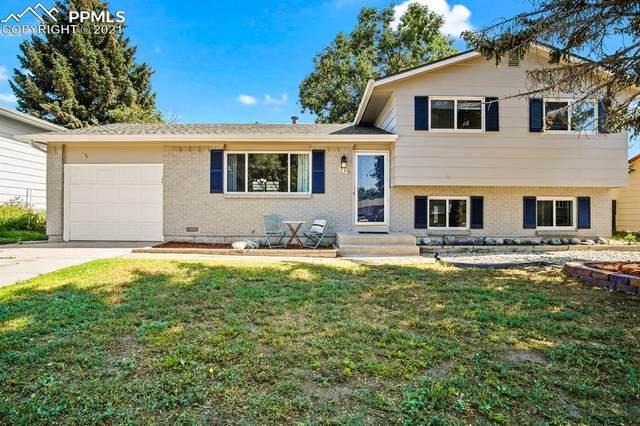 1239 De Reamer Circle, Colorado Springs, CO 80915 (#3915644) :: Tommy Daly Home Team
