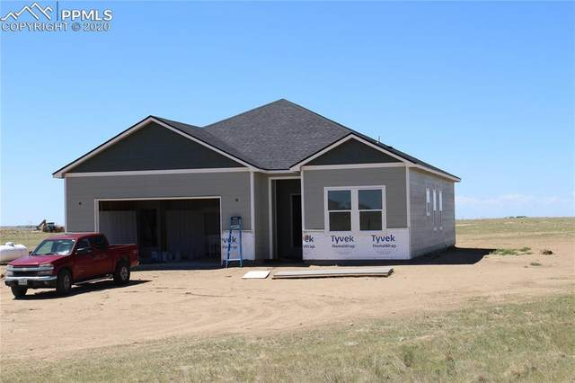 29887 Lonesome Dove Lane, Calhan, CO 80808 (#3918739) :: The Daniels Team