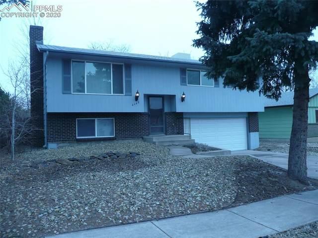 4648 Ridgeglen Road, Colorado Springs, CO 80918 (#3919707) :: The Daniels Team