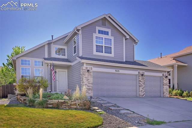 5115 Stone Fence Drive, Colorado Springs, CO 80922 (#3926214) :: Action Team Realty