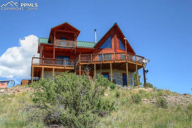 396 Eagle Nest Trail, Guffey, CO 80820 (#3927965) :: The Kibler Group