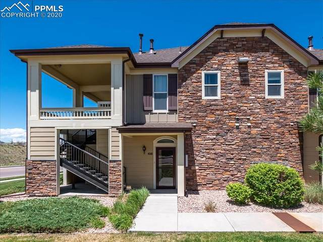 5378 Palomino Ranch Point #108, Colorado Springs, CO 80922 (#3928329) :: 8z Real Estate