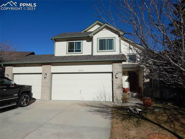 1615 Manning Way, Colorado Springs, CO 80919 (#3928357) :: The Dixon Group