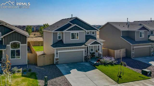 6073 Cider Mill Place, Colorado Springs, CO 80925 (#3931376) :: The Treasure Davis Team