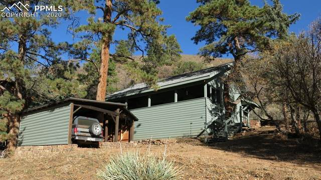 11416 Belvidere Avenue, Green Mountain Falls, CO 80819 (#3931591) :: HomeSmart