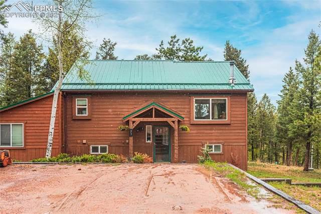 23 La Abu Trail, Florissant, CO 80816 (#3933022) :: CC Signature Group