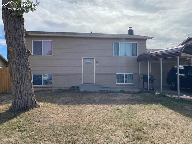 1652 Kensington Drive, Colorado Springs, CO 80906 (#3933310) :: The Treasure Davis Team