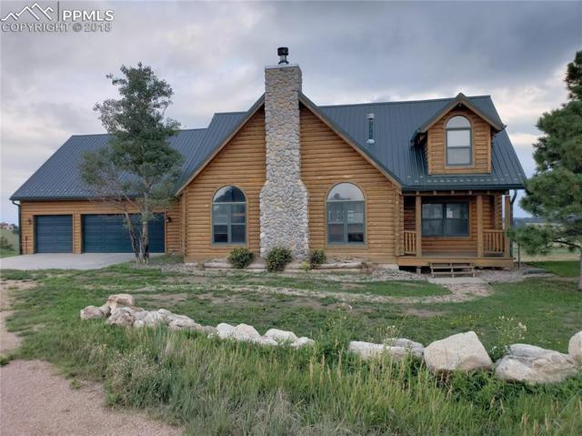 17585 Spur Ranch Road, Peyton, CO 80831 (#3933650) :: Jason Daniels & Associates at RE/MAX Millennium