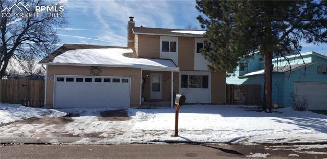 4321 Moonbeam Drive, Colorado Springs, CO 80916 (#3935363) :: Jason Daniels & Associates at RE/MAX Millennium