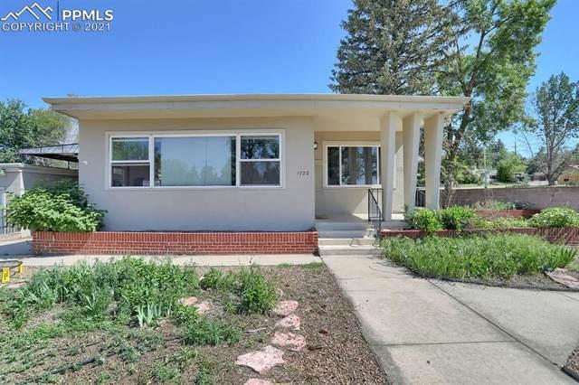 1722 E Cache La Poudre Street, Colorado Springs, CO 80909 (#3935980) :: Dream Big Home Team | Keller Williams