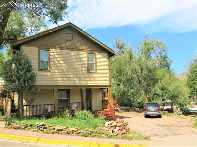 8 Navajo Avenue, Manitou Springs, CO 80829 (#3944182) :: The Peak Properties Group