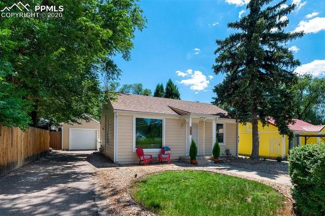 307 N 28th Street, Colorado Springs, CO 80904 (#3945233) :: The Daniels Team
