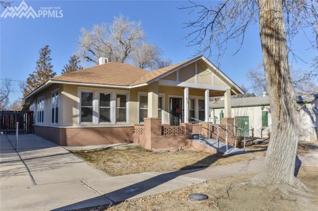 615 W 21ST Street, Pueblo, CO 81003 (#3947092) :: Action Team Realty